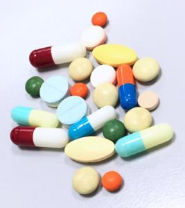 Pengkodean Warna untuk Pil
