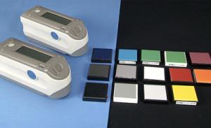 Model Instrumen yang sama, Hasil Pengukuran Warna Berbeda